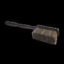 Щётка с натуральным волосом кабана 400 mm.