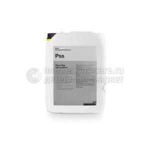 Средство для пластика и резиновых уплотнителей Koch Chemie PLAST STAR siliconolfrei 10L