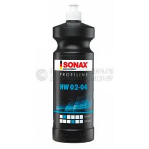 Твердый воск Sonax ProfiLine Nano Pro HW 02-04, 1 л
