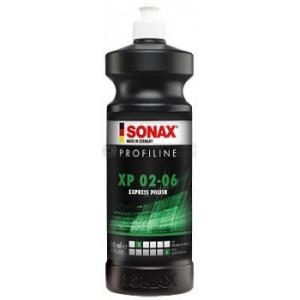 Финишная полировальная паста SONAX XP 02-06.