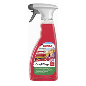 """Очиститель-полироль для пластика """"Матовый эффект"""" Вишня SONAX Cockpit Spray Matt Effect"""