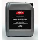 """Очиститель кожи с антибактериальным эффектом SHIMA DETAILER """"LEATHER CLEANER"""", 5л."""