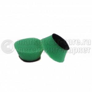 Твердый зеленый мини полировальник 32/44 LERATON DAH40