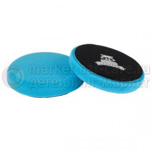 Мягкий голубой полировальный круг 130мм PROF130