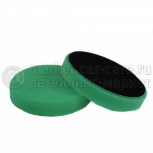 Твердый зеленый роторный полировальник 150мм. LERATON ROH150