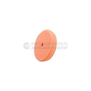 90 мм X-SLIM 18 мм ОРАНЖЕВЫЙ полировальный круг средней жесткости для абразивной обработки