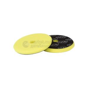 145/15/125 - ZviZZer TRAPEZ Slim - ЖЕЛТЫЙ мягкий (антиголограмный) полировальный круг