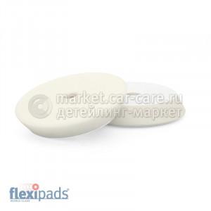 150 мм FlexiPads PRO-CLASSIC белый мягкий полировальный круг для легкой полировки