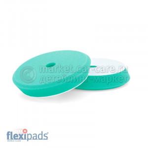 150 мм FlexiPads PRO-CLASSIC зеленый мягкий антиголограммный полировальный круг