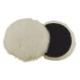 135 мм FlexiPads SUPERFINE Merino средне режущий меховой круг из натуральной овчины двойного расчеса (ворс 20мм)