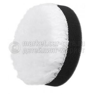 80 мм FlexiPads белый микрофибровый диск для финишной полировки