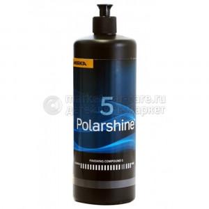 Полироль MIRKA POLARSHINE 5 для доводочной полировки, 1л.