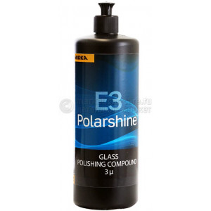 Mirka Polarshine E3 полировальная паста для стекла, 1л.