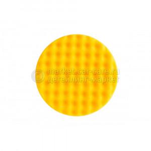 Рельефный поролоновый полировальный диск средний Mirka 150 мм