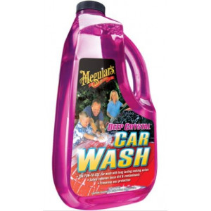 Автомобильный шампунь Meguiar's Deep Crystal Car Wash 1,89 л.