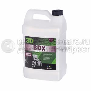 Средство для очистки дисков и ЛКП 3D BDX, 18,9л