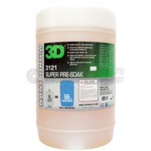 3D Super Pre-Soak шампунь концентрат с высоким pH 22,71 л