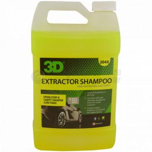 3D Extractor Shampoo Шампунь для ковров и обивки 3,78л