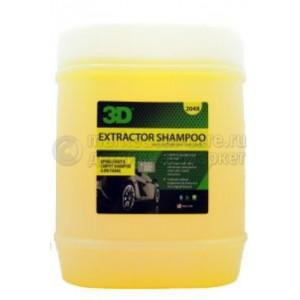 3D Extractor Shampoo Шампунь для ковров и обивки 18,9л