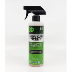 Освежитель воздуха для салона с ароматом нового авто 3D New Car Scent 0,41л