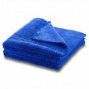 Dry Monster Синяя супер мягкая микрофибра ультразвук. обрезка 40х40см 420гр/м