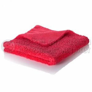 Dry Monster Красная супер мягкая микрофибра ультразвук. обрезка 40х40см 420гр/м