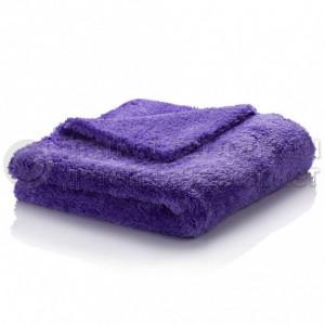 Dry Monster Фиолетовая плюшевая микрофибра ультразвук. обрезка 40х40см 520грм