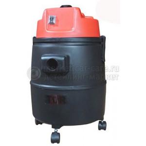 1-турбинный пылеводосос TOR WL092-30LPSPLAST со сливом