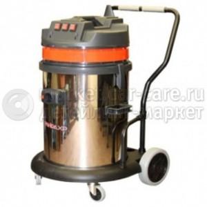 3-турбинный пылеводосос IPC Soteco PANDA 440M GA XP INOX (на тележке)