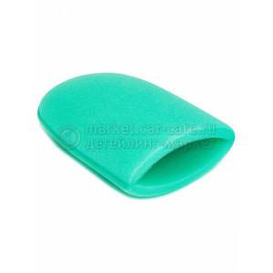 Hi-Tech пенополиуретановый аппликатор на пальцы для полировки в труднодоступных местах №2 (мягкий).