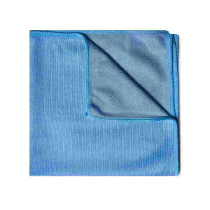 Hi-Tech микрофибровая салфетка для протирки стекла, 40х40см