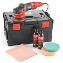 Эксцентриковая полировальная машина с приводом принудительного действия FLEX XCE 10-8 125 P-Set
