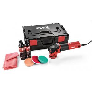 Эксцентриковая полировальная машинка FLEX XFE 7-12 80 P-SET (набор)