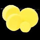 Полутвёрдый круг Koch Chemie SCHLEIFSCHWAMM GELB, MITTELHART 160x50 мм