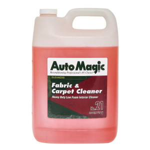 Малопенящееся чистящее средство Auto Magic FABRIC & CARPET CLEANER, 3.79л