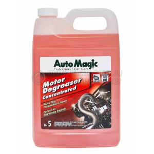 Auto Magic Motor degreaser concetrated очиститель для двигателя. 18,95л.