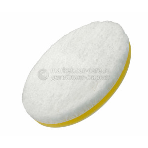 FlexiPads белый режущий микрофибровый круг, 160 мм