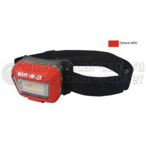Налобный фонарь OSNOVALED с высоким коэффициентом цветопередачи с сенсорным управлением