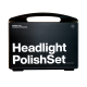 Набор для полировки фар Koch Chemie Headlight Polish Set.