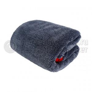 Полотенце для сушки мягкое микрофибровое профессиональное PURESTAR TWIST DRYING TOWEL, 50х60см