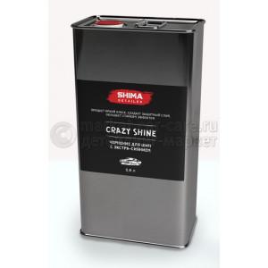 """Shima Detailer """"Crazy Shine"""" чернение для шин с экстра-сиянием 5 л"""