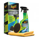 Набор для очистки кузова Meguiar's Hybrid Ceramic Quik Clay Kit