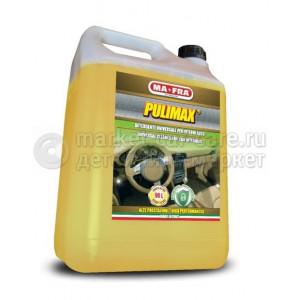PULIMAX 4500 ML универсальный очиститель для кожи, ткани, пластмассы, концентрат . MA-FRA, Италия