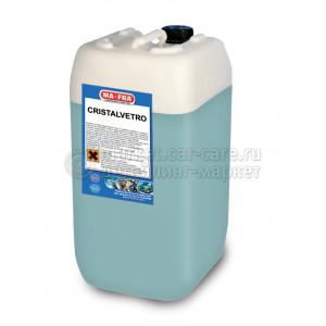 MA-FRA CRISTAL VETRO, 6л, моющее средство для стекол.