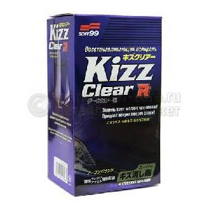 Полироль восстанавливающая Soft99 Kizz Clear R D, 270ml
