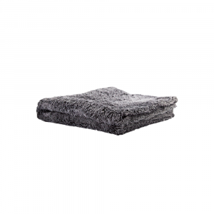 Микрофибра Nanolex Microfiber Ultra Plush, Тёмно-серая, 40*40см, 3шт.