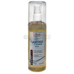 Ароматизатор с запахом натуральной кожи фрэш LeTech LEATHER AROMA FRESH, 145 ml