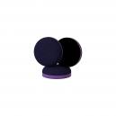 Шерстяной Полировальный Круг Nanolex, Тёмно-синий/Фиолетовая Основа, 80*22