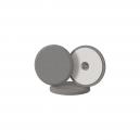 Жёсткий Полировальный Круг Nanolex, Серый, 90*12