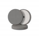 Жёсткий Полировальный Круг Nanolex, Серый, 150*25